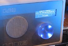 DVBH-radio, en variant av de nye digitalradioene. Foto: Arnfinn Christensen