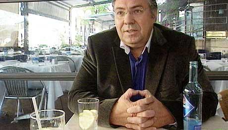 WGI-toppen Tor Anders Petterøe tjente rundt fem millioner kroner på tiden i WGI. (Foto: NRK)