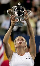 Kim Clijsters Foto Lucy Nicholson Reuters
