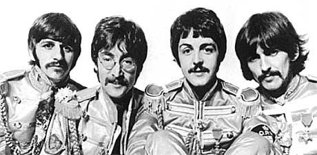 Ringo, John, Paul og George er best igjen, i følge Q Magazine. Foto: Scanpix.