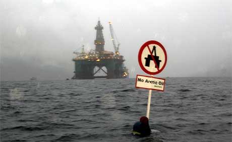 Foto: Greenpeace/Scanpix.