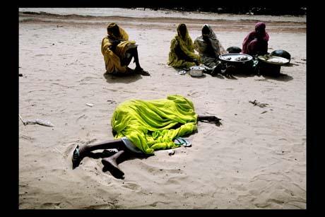 Darfur (Foto: Jan Garup, Rapho)