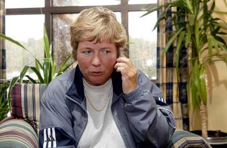 Grete Nygaard. Foto: Marit Hommedal/Scanpix