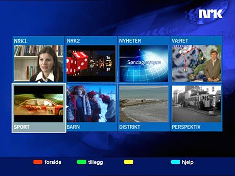 Overgang til digital radio og fjernsyn betyr både plass til langt flere kanaler og en rekke tilleggstjenester. (Foto: NTV)