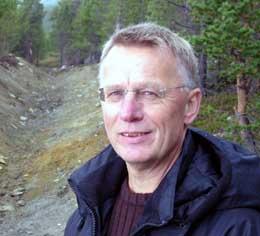 - Folldal gjør ikke miljøjobben sin, sier Steinar Nilsen i Bergvesenet (Foto: NRK)