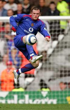 Wayne Rooney må få tøffere behandling av trenerne, mener Sepp Blatter. (Foto: REUTERS / SCANPIX)