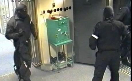 Kjell Alrich Schumann er tiltalt for grovt ran med døden til følge etter NOKAS-ranet i Stavanger 5. april i fjor.