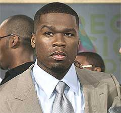 50 Cent eller Denzel? Foto: Scanpix.