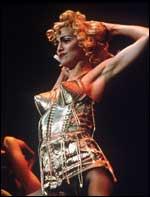 Er Madonna hemmelig satandyrker?