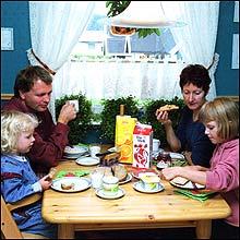 Stefamiliens utfordring er å finne sin måte å være familie på.