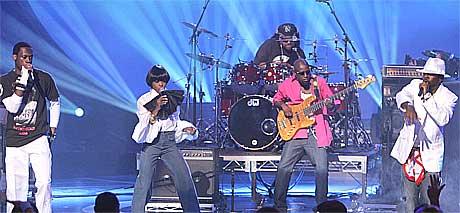 The Fugees solgte over 11 millioner av gjennombruddsalbumet «The Score» fra 1996. Foto: Scanpix.
