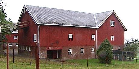 Landbruksmuseet på Gjermundnes (Foto: NRK)