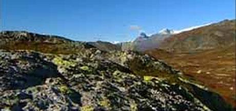 Ruta over fjellet Knutshø i Vågå kan bli merket. (Illustrasjonsfoto)