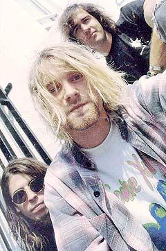 Tre nye Nirvana-låter på ny samleskive. Foto: Promo.