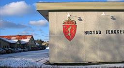 Hustad Fengsel (Foto: Gunnar Sandvik)