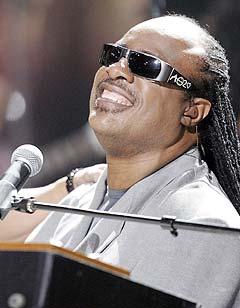 Stevie Wonder er klar med et svært etterlengtet album. Foto: Mark J. Terrill, AP Photo / Scanpix.