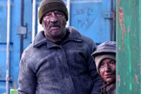 Serdar Ahmed og Brwa Ako Rasol spiller hovedrollene som far og sønn i filmen