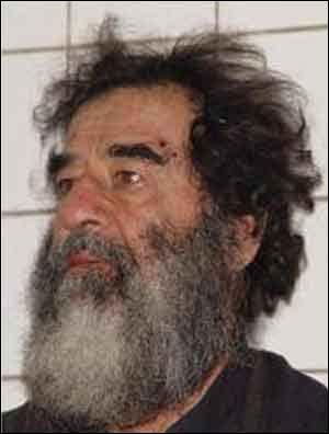 Saddam Hussein har på sin side fått hovedrollen i filmen om Mel Gibsons liv.