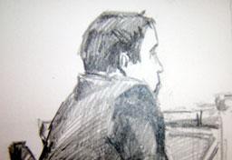 Dan Pettersen (Tegning: Ingrid Haukelidsæter)
