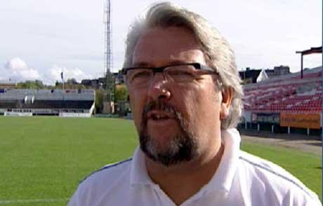 Arve Mokkelbost, Fredrikstad fotballklubb (Foto: NRK)