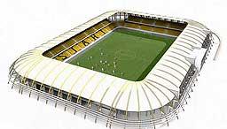 I morgen starter bygging av nytt stadion