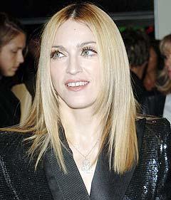 Madonna er snart klar med sine «Confessions on a Dancefloor», en av høstens store utgivelser. Foto: AP / Scanpix..