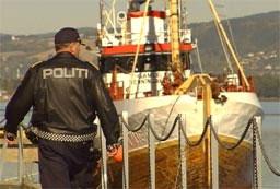 Fiskebåten til Svelvik-skipperen. Foto: Scanpix