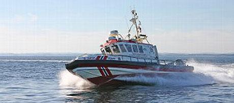 """Ville fjerne kapteinen ombord i RS """"Erik Bye""""(Foto: Anders Gundersen)"""