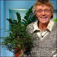 """Frokost-TVs gartner Tor Smaaland gir deg tips til hvordan du lager """"jungel på badet""""!"""