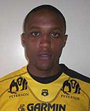 John Machethe Muiruri har levert en fin 1. omgang for Moss fotballklubb. Foto: www.mossfk.no