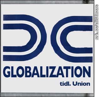 Unions nye logo mens avviklingen pågår.
