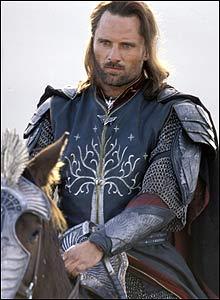 Viggo Mortensen, her som Aragon i Ringenes Herre. (Foto: SF Norge)
