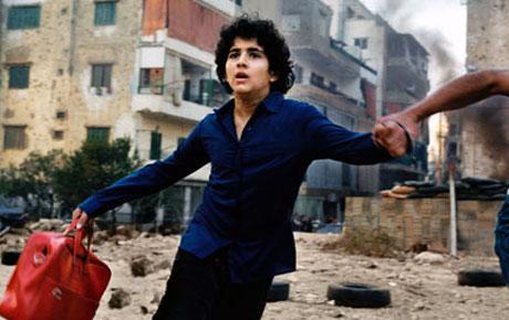 Zozo beskriver livet som liten gutt det krigsherjede Beirut. Foto: Filmweb