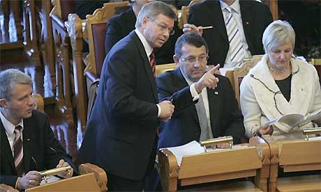 De fleste i kulturlivet er skuffet over den avtroppende regjerings forslag til budsjett for 2006. Foto: Scanpix