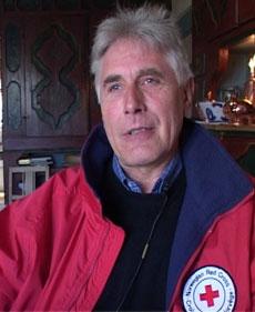 Ola Kristian Hegge fra Heggenes blir nødhjelpskoordinator etter jordskjelvet i Pakistan