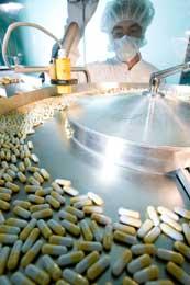 Det er snart tomt for Tamiflu hos norske apotek. (Scanpix/AFP-foto)