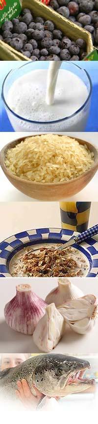 Her er noen av matvarene som bør være en viktig del av kostholdet ditt.