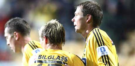 Arild Sungot er på vei mot scoringsrekorden til Tom Lund(Foto: Foto: Håkon Mosvold Larsen / SCANPIX)