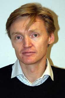 - Bryggeriene bløffer, sier Anders Ulstein som er politisk rådgiver i Actis, rusfeltets samarbeidsorgan. Foto: Actis