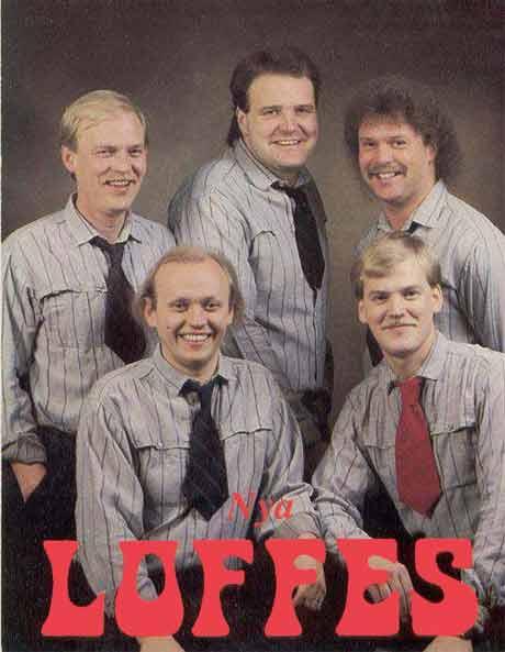 """Loffes kastet seg på """"kort slips""""-bølgen og relanserte seg selv som Nya Loffes."""
