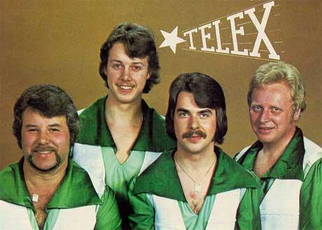 På 70-tallet var mange band opptatt av ny teknologi, blant disse finner vi gruppen Telex.