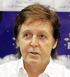 Paul McCartney er sur på ... Foto: Seth Wenig, Reuters / Scanpix.