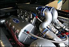 Hele 1700 hestekrefter spytter denne motoren ut!!