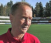 Lars Olof Mattson har ikke mye skryt å gi spillerne sine for øyeblikket.
