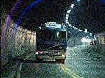 Det kan bli mai før bilene igjen kan kjøre i tunnelen under Oslofjorden (foto:arkiv)