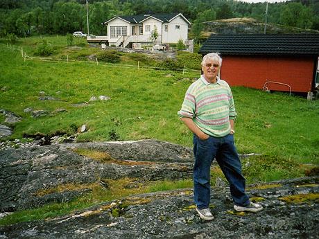 Arvid Eliseussen. Foto: Haakon D Blaauw