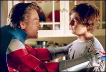 "Kurt Russel dukker snart opp som superhelt i familiefilmen ""Sky High"".(Foto:Buena Vista International)"