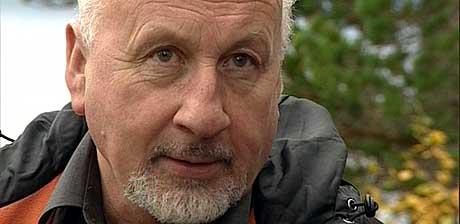 Ordføraren i Vik, Erik Lidal. Foto: Steinar Lote, NRK