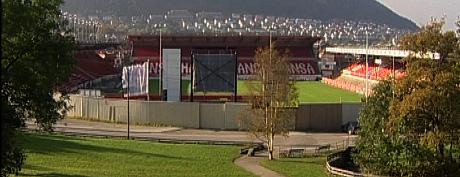 Brann Stadion i 2005. Foto: NRK