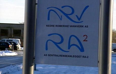Det går mot tidenes garasjesalg etter vannverksskandalen på romerike. Foto: Nrk